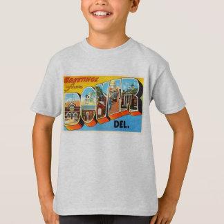Dover Delaware DE Old Vintage Travel Postcard- T-Shirt