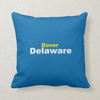 Dover, Delaware Pillow