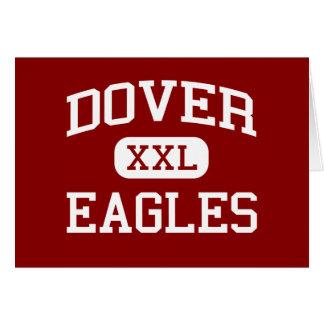 Dover - Eagles - Area - Dover Pennsylvania Greeting Card