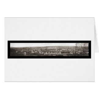 Dover from Grams Hill Photo 1907 Greeting Card