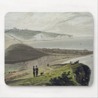 Dover, from Shakespeare's Cliff, from 'A Voyage Ar Mouse Pad