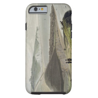 Dover, from Shakespeare's Cliff, from 'A Voyage Ar Tough iPhone 6 Case