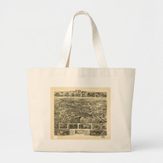 Dover New Jersey (1903) Large Tote Bag