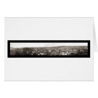 Dover New Jersey Photo 1907 Greeting Card