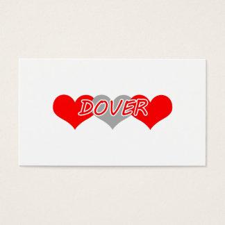Dover Ohio Business Card