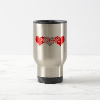 Dover Ohio 15 Oz Stainless Steel Travel Mug