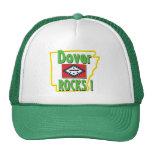 Dover Rocks ! (green) Mesh Hat