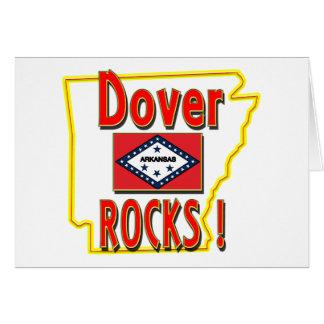 Dover Rocks ! (red) Card