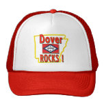 Dover Rocks ! (red) Hat