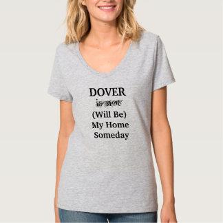 DOVER será mi camisa del hogar algún día