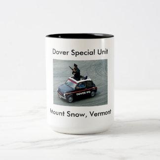 Dover Special Unit #2: Coffee Mug