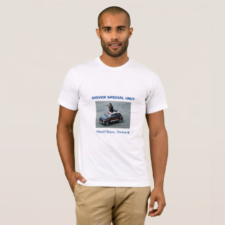Dover Special Unit #2: T-Shirt (White)