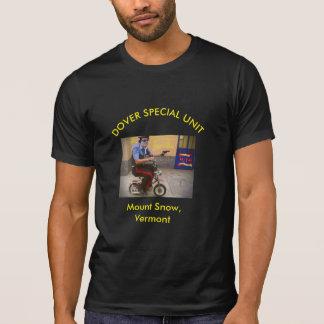 Dover Special Unit #4: T-Shirt (Black)