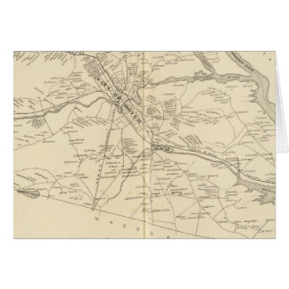 Dover, Strafford Co Greeting Card