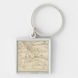Dover, Strafford Co Keychain