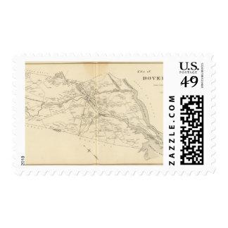 Dover, Strafford Co Timbres Postales