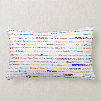 Dover Text Design II Lumbar Pillow
