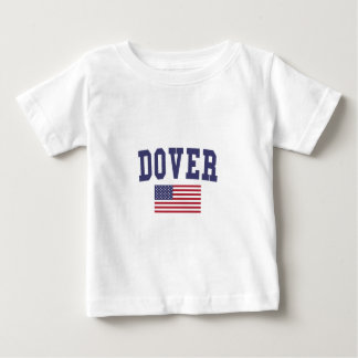 Dover US Flag Baby T-Shirt