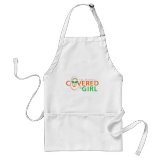 Dovered Gir Adult Apron