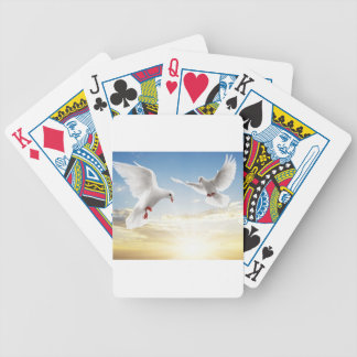 Doves Bicycle Card Deck