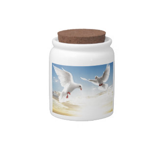 Doves Candy Dish
