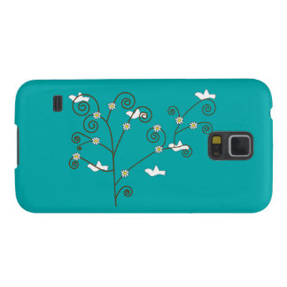 Doves in a Tree Cases For Galaxy S5