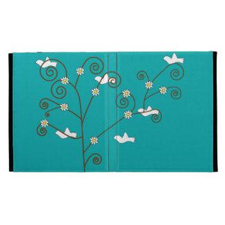 Doves in a Tree Caseable Case iPad Folio Case