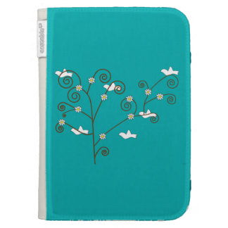 Doves in a Tree Caseable Case Kindle Keyboard Case