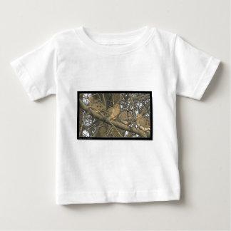 Doves of Life* Sleepy Wildlife of Love ~ Baby T-Shirt