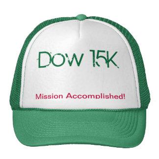 Dow 15K Gorra