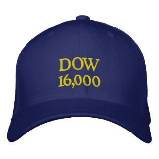 DOW 16000 BASEBALL CAP
