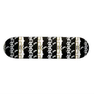 Dow Family Crest Skateboard Deck