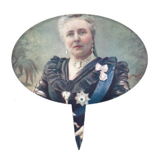 Dowager Empress Frederick of Germany Cake Topper