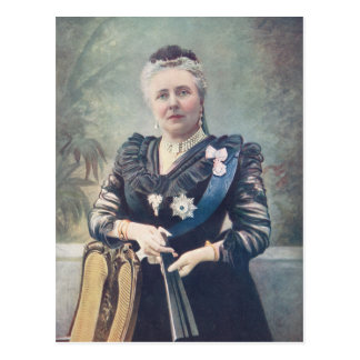 Dowager Empress Frederick of Germany Postcard