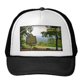 DOWDELL S KNOB - F D Roosevelt State Park Hat