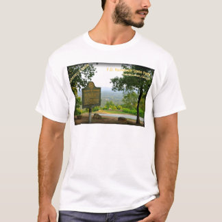 DOWDELL'S KNOB - F.D. Roosevelt State Park T-Shirt
