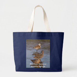 Dowichers and Dunlin Canvas Bags