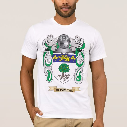 Dowling Coat of Arms T-Shirt