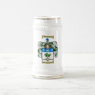 Dowling (Irish) Beer Stein