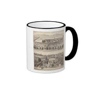 Dowling, Marston residences Ringer Mug