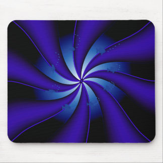 Down and Below... Mouse Pad