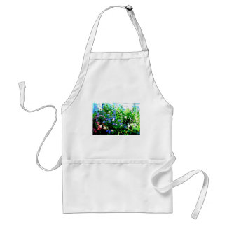 Down by the barn adult apron