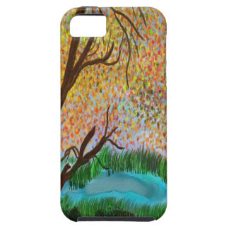 down by the pond iPhone SE/5/5s case