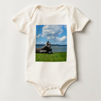 Down By The Sea Baby Bodysuit