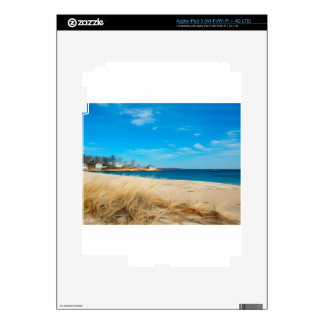 Down by the seashore skin for iPad 3