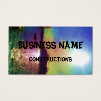 Down by the Water Business Card