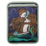 """""""Down by the Water"""" iPad Sleeve"""