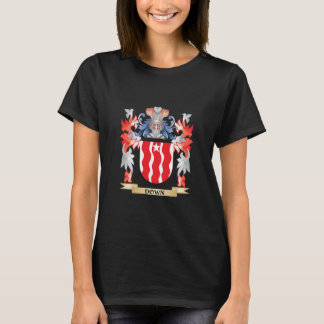 Down Coat of Arms - Family Crest T-Shirt