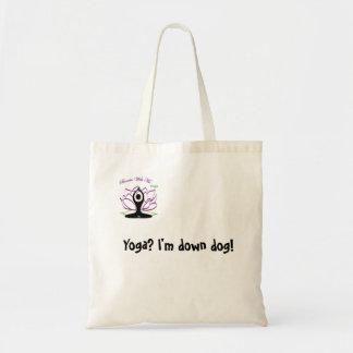 Down Dog Logo Tote Bag