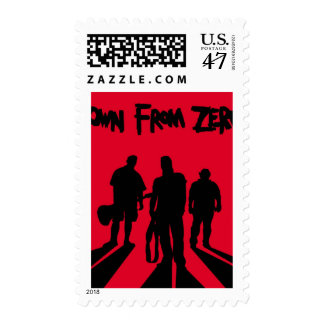 Down From Zero Postage